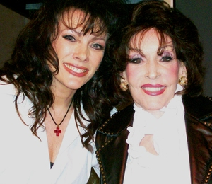 Reba Rambo-McGuire and her mother, Dottie Rambo