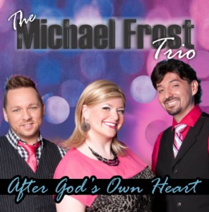 Micheal Frost Trio After God's Own Heart front insert new design