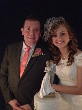 Mr. and Mrs. Andrew Goldman