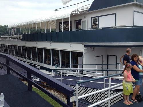 The Madam Carroll Cruise Ship