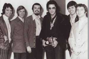 imperials with elvis three