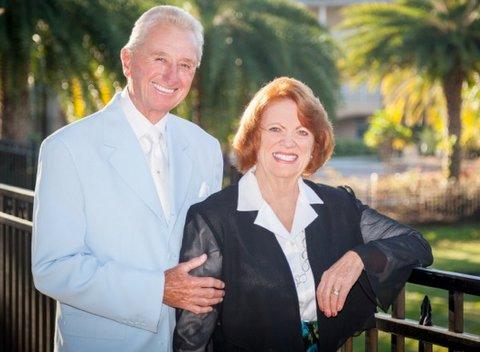 Lorne and Jimmy Ruth Matthews