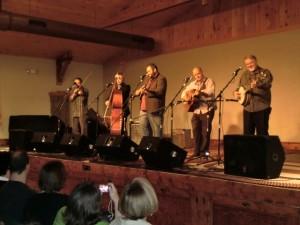 Balsam Range in concert