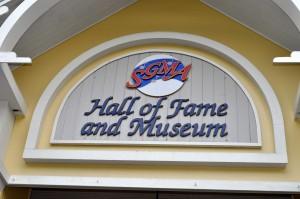 Hall of Fame Sign