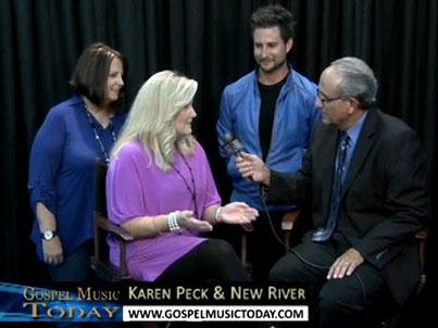 Karen Peck & New River