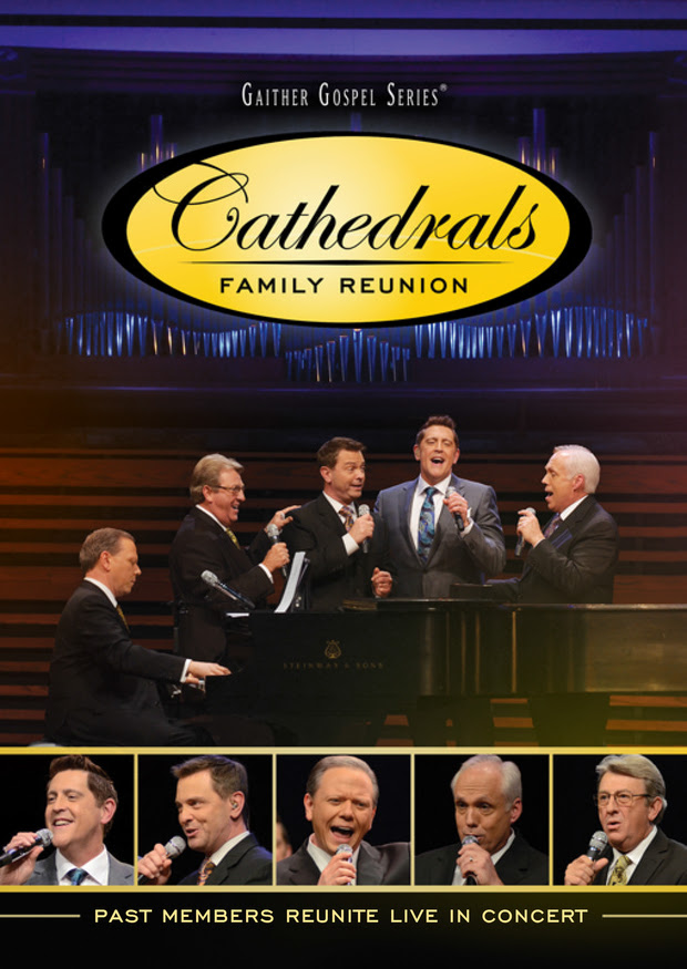 CATHEDRALS FAMILY REUNION LIVE Recordings Top the Week's Sales Charts