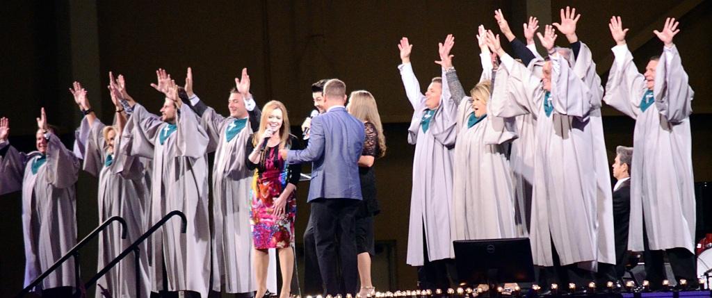 Singing News' Fan Awards Choir