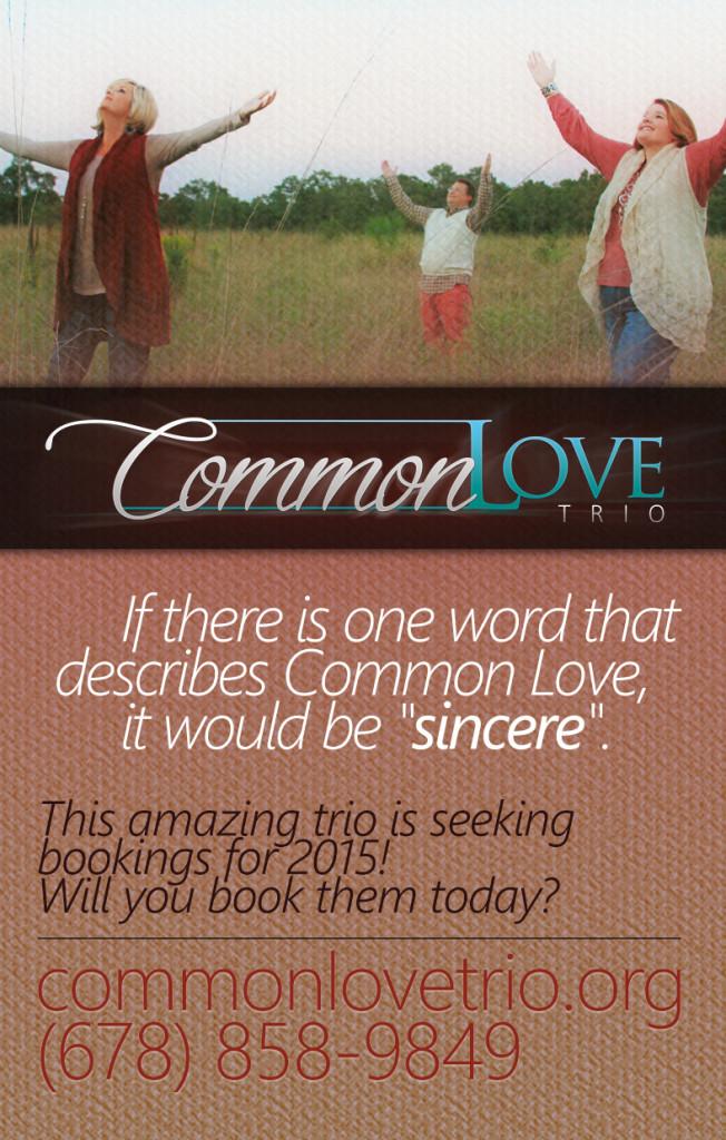 Common Love Trio