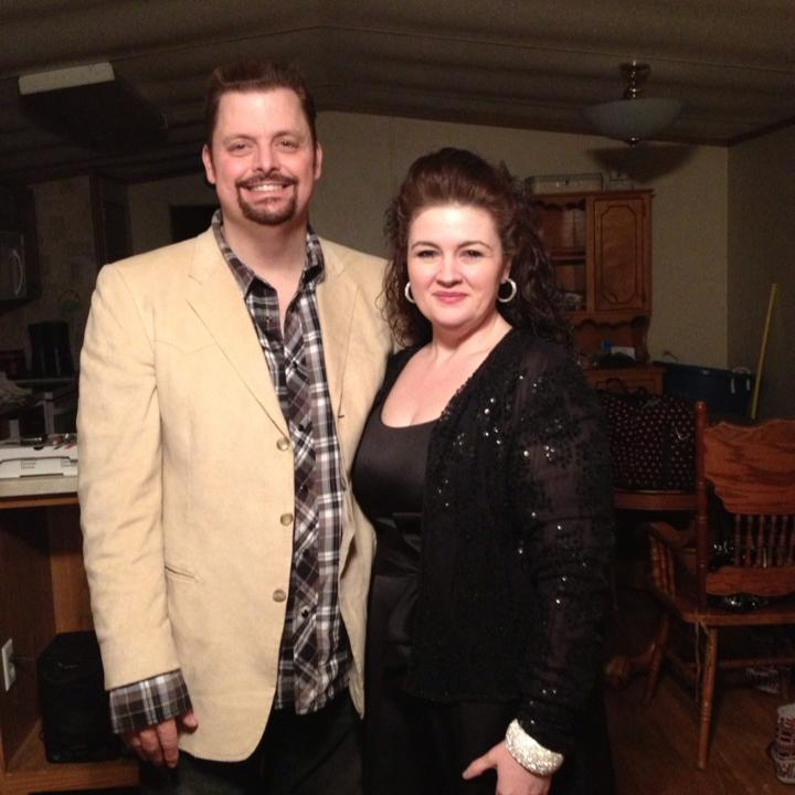 Jimmy and Christa Reno