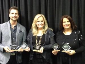 Karen Peck and New River at Diamond Awards 2014