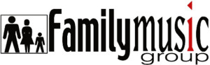 Family music group logo