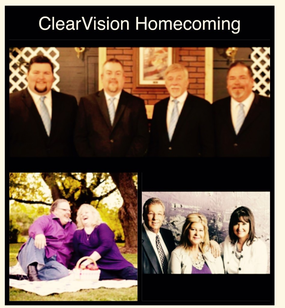 Clearvision Quartet Homecoming
