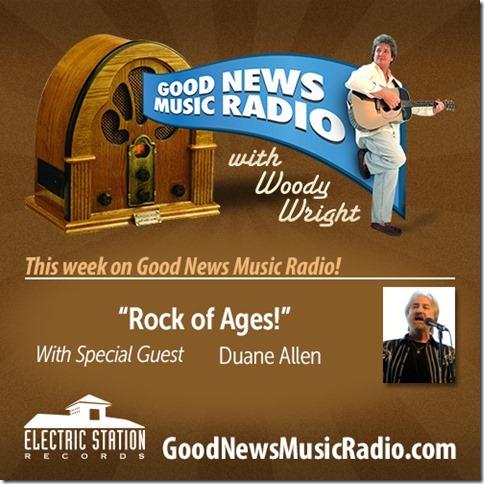 Good News Music Radio with Woody Wright