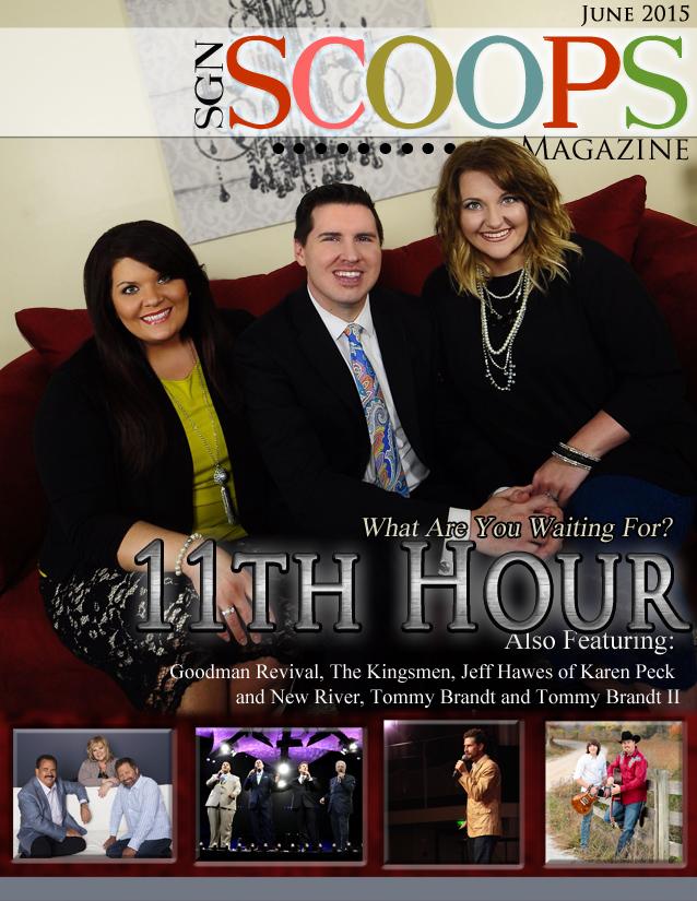 June 2015 SGNScoops Magazine
