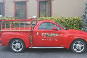 Firehouse Subs truck