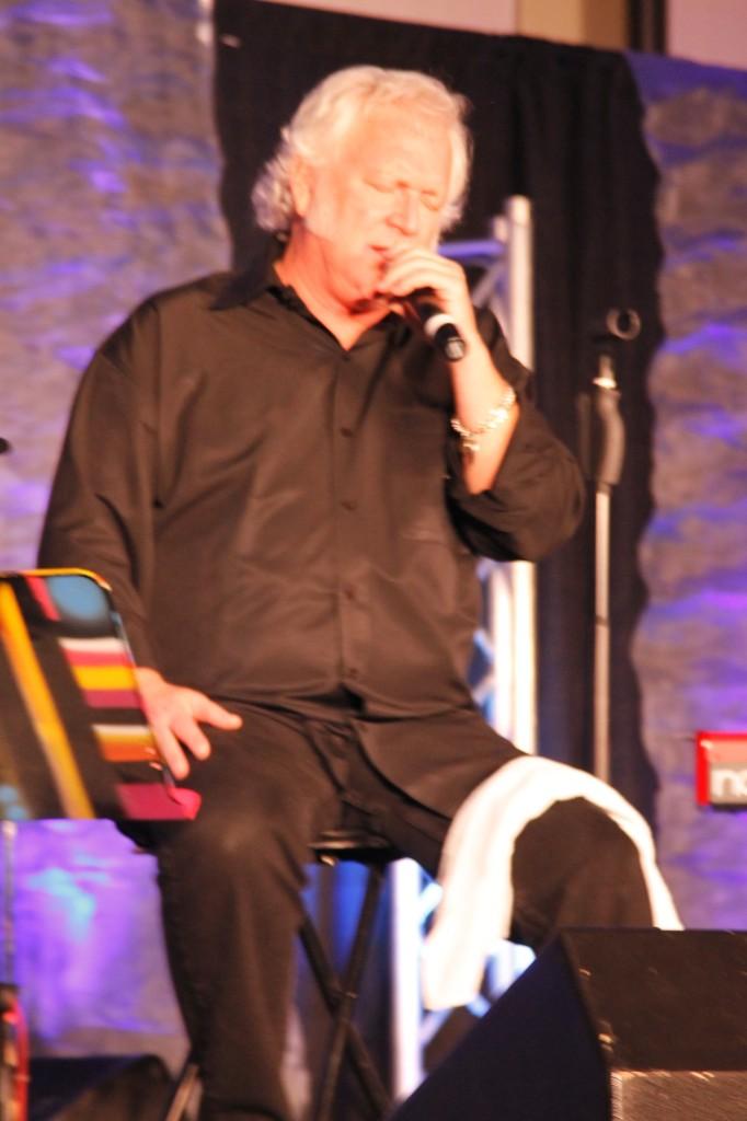 T Graham Brown at CCX 2015