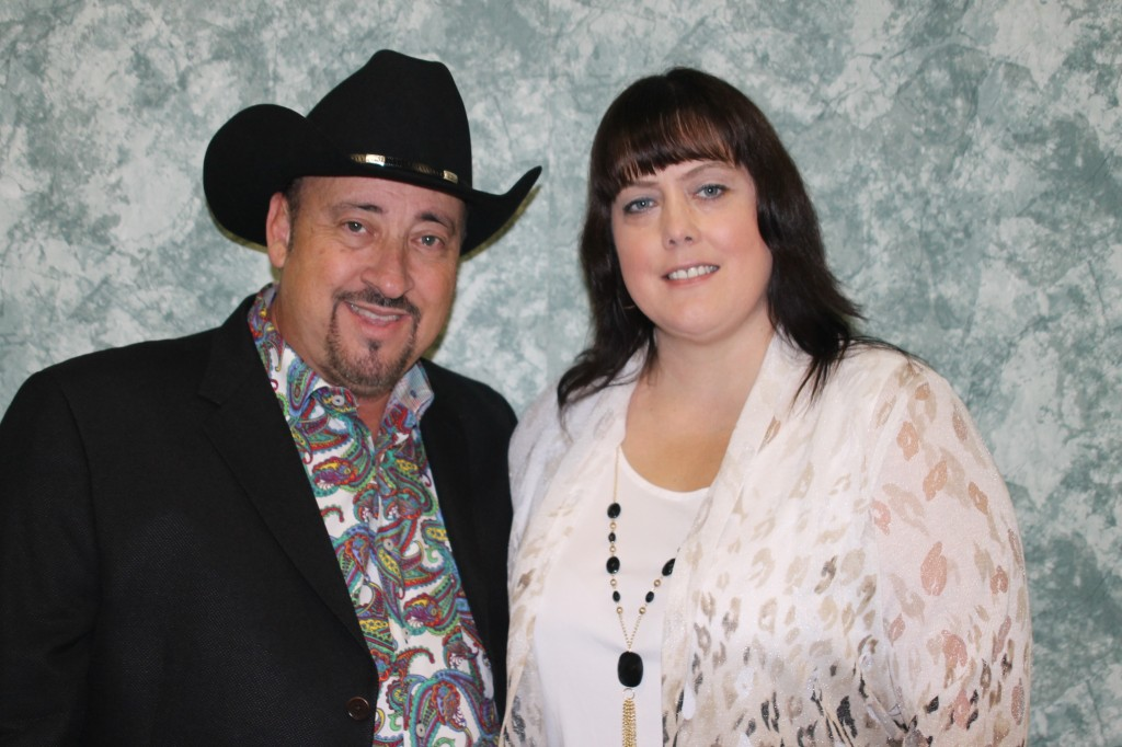 Chuck Day and Kelly Coberly