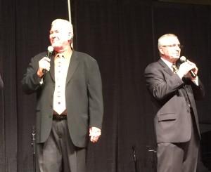GARY AND ROBERT