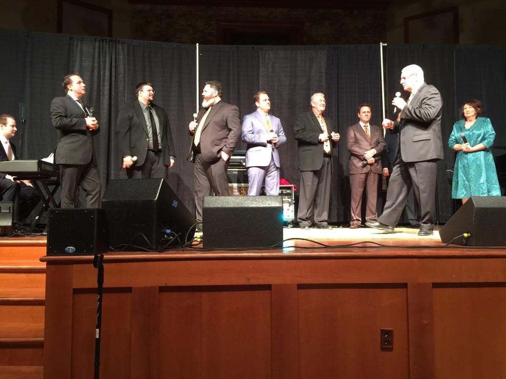 LeFevre and Glorybound Quartets