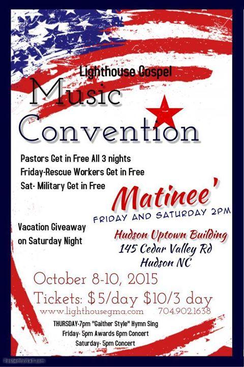 Lighthouse Gospel Music Association