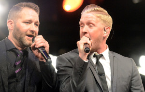 Paul Harkey, Devin McGlamery-Ernie Haase and Signature  Sound