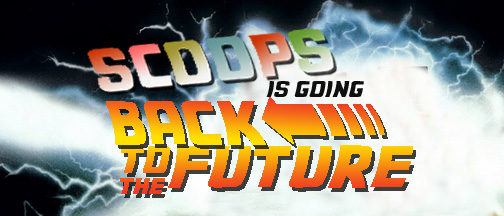 Big News For SGN Scoops On Back To The Future Day