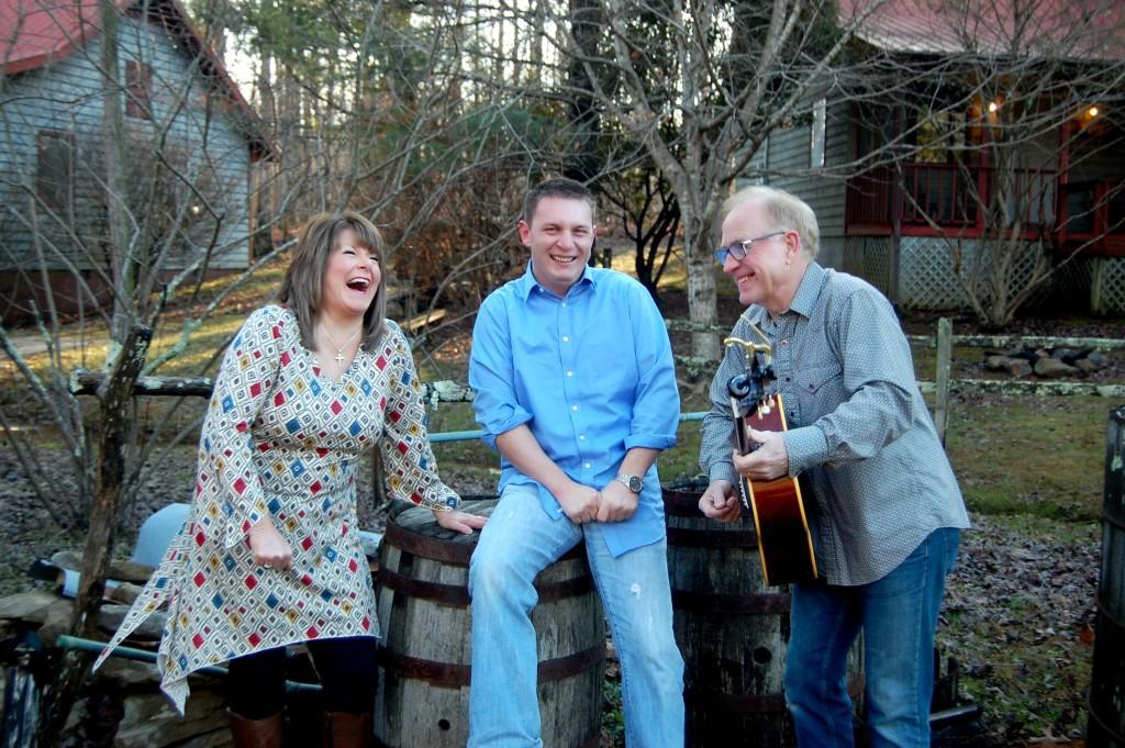 Troy Burns Family