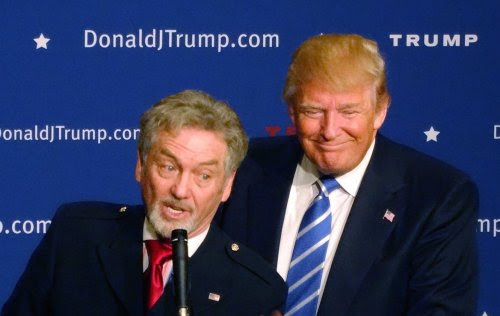 DONALD TRUMP TAPS LARRY GATLIN & THE GATLIN BROTHERS FOR NASHVILLE-AREA CAMPAIGN STOP