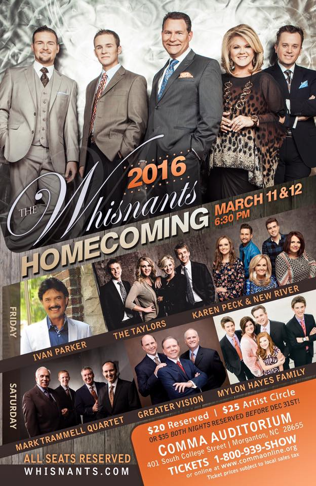 The Whisnants Homecoming 2016