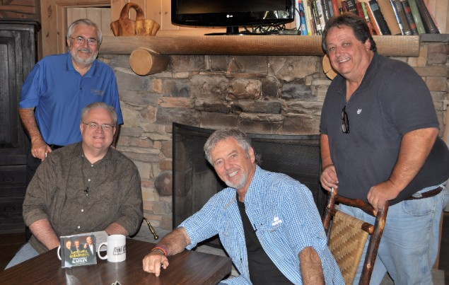 This Week's Harmony Road TV Program to Feature Guest Co-Host Larry Gatlin