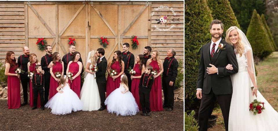 Jeff Hawes/Shainah Peek Wedding