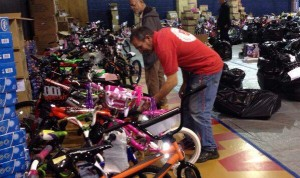 toys for tots F 2013. Christmas