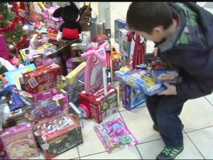 toys for tots e 2013. Christmas