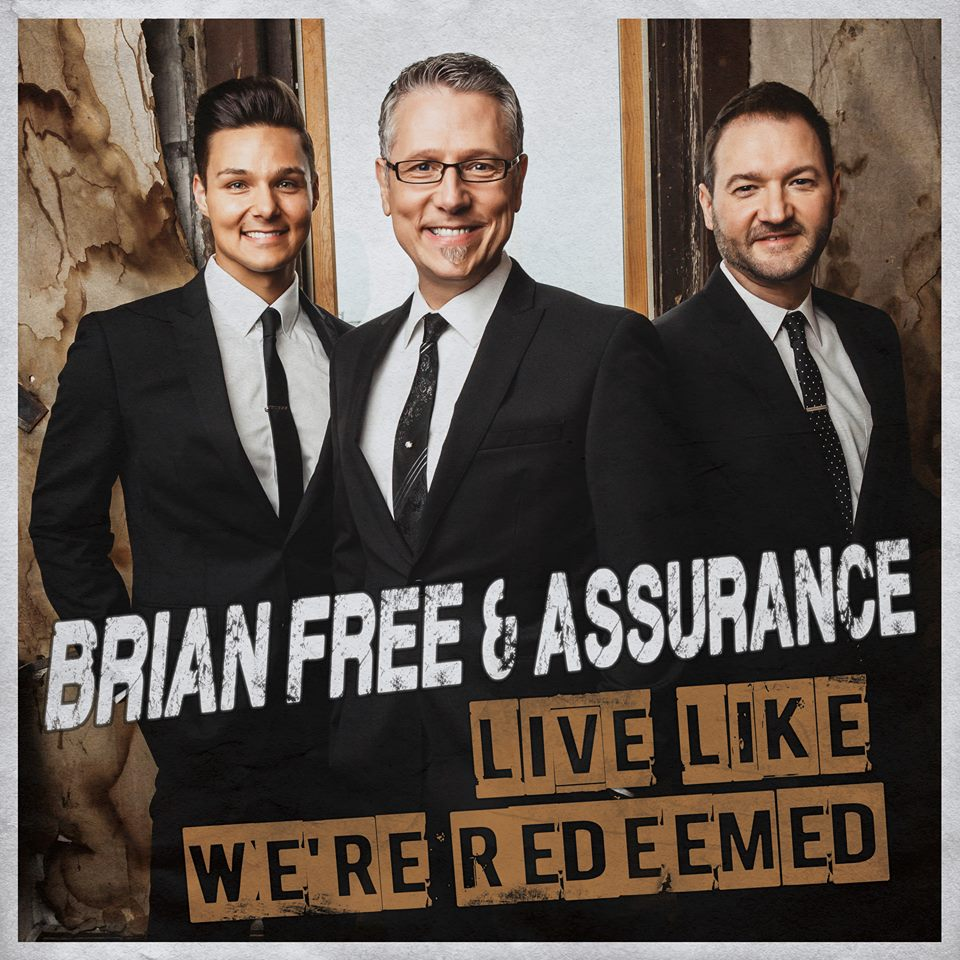 Brian Free and Assurance Release Live Redeemed Challenge