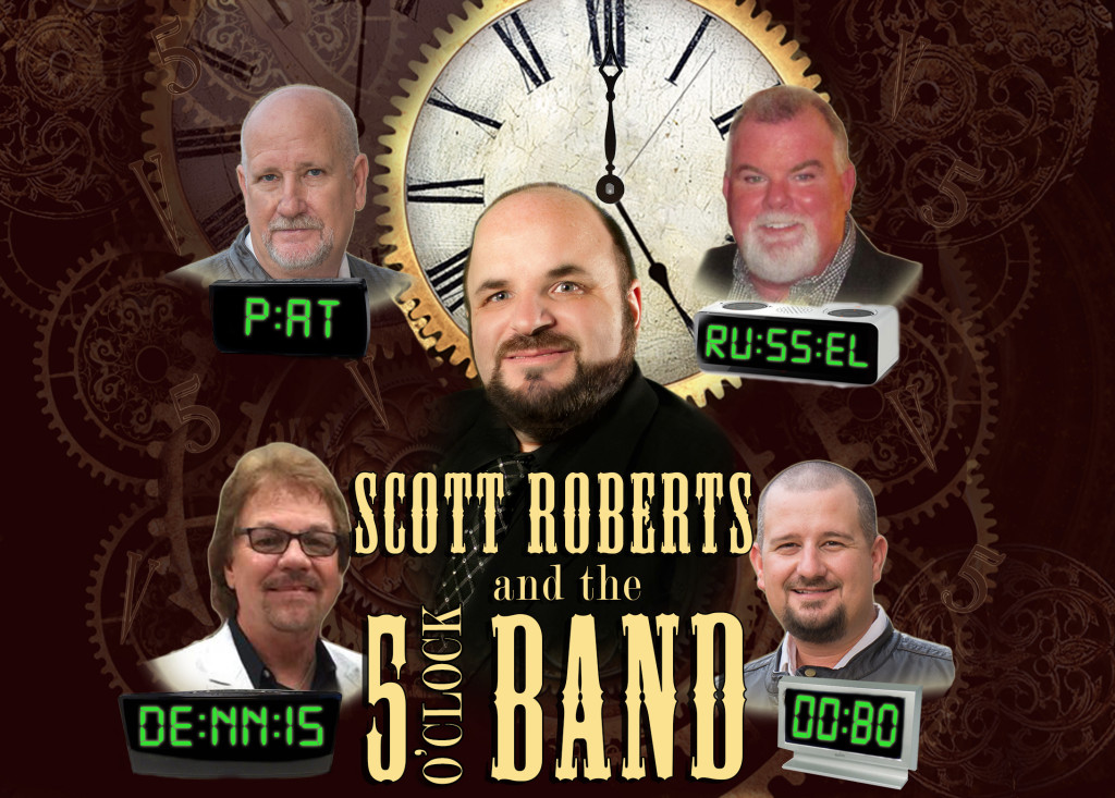 Scott Roberts And The 5 O'clock Band At Southern Gospel Weekend