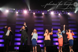 Collingsworth Family in concert