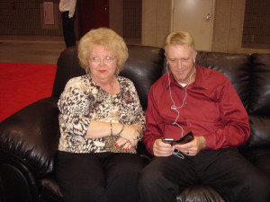 DIANNE WILKINSON AND ARTHUR RICE