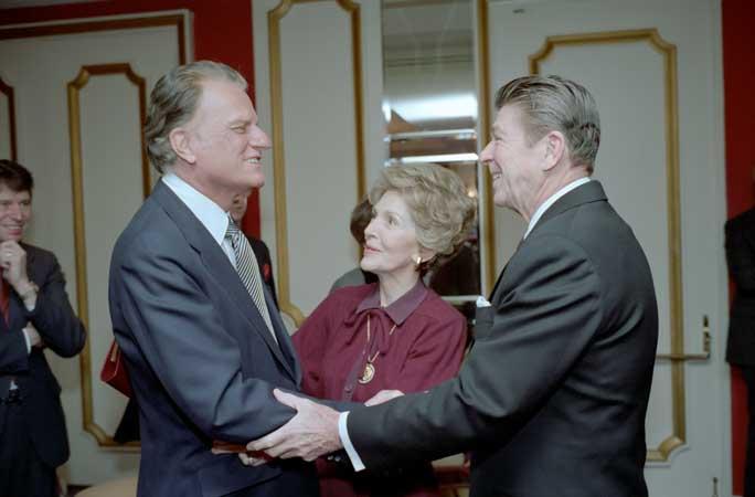Nancy Reagan Has Passed Away
