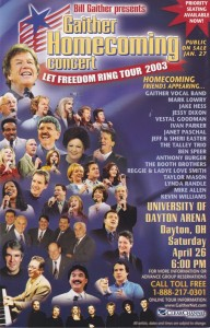 gaither poster