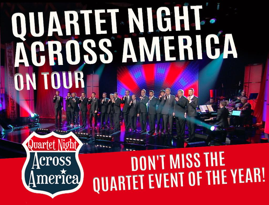 Quartet Night Across America