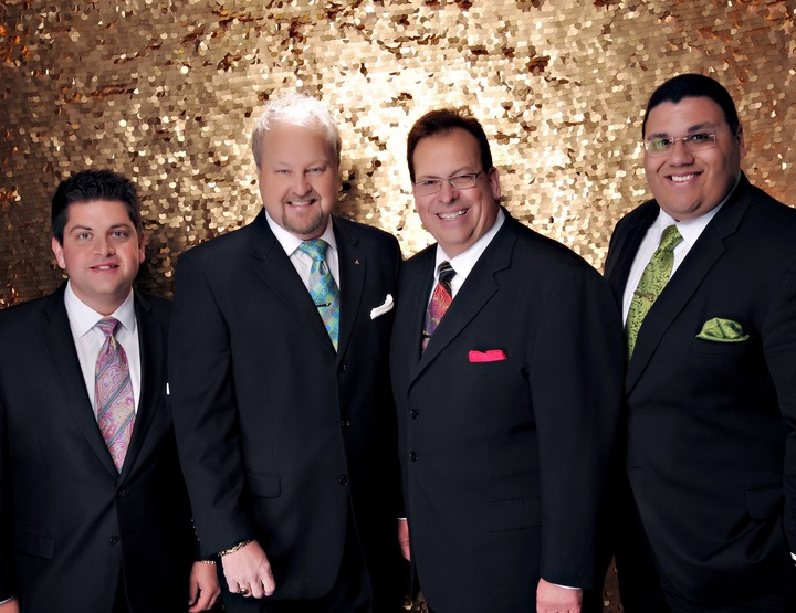 The Anchormen Join the Chapel Valley Music Family