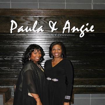 Paula and Angie