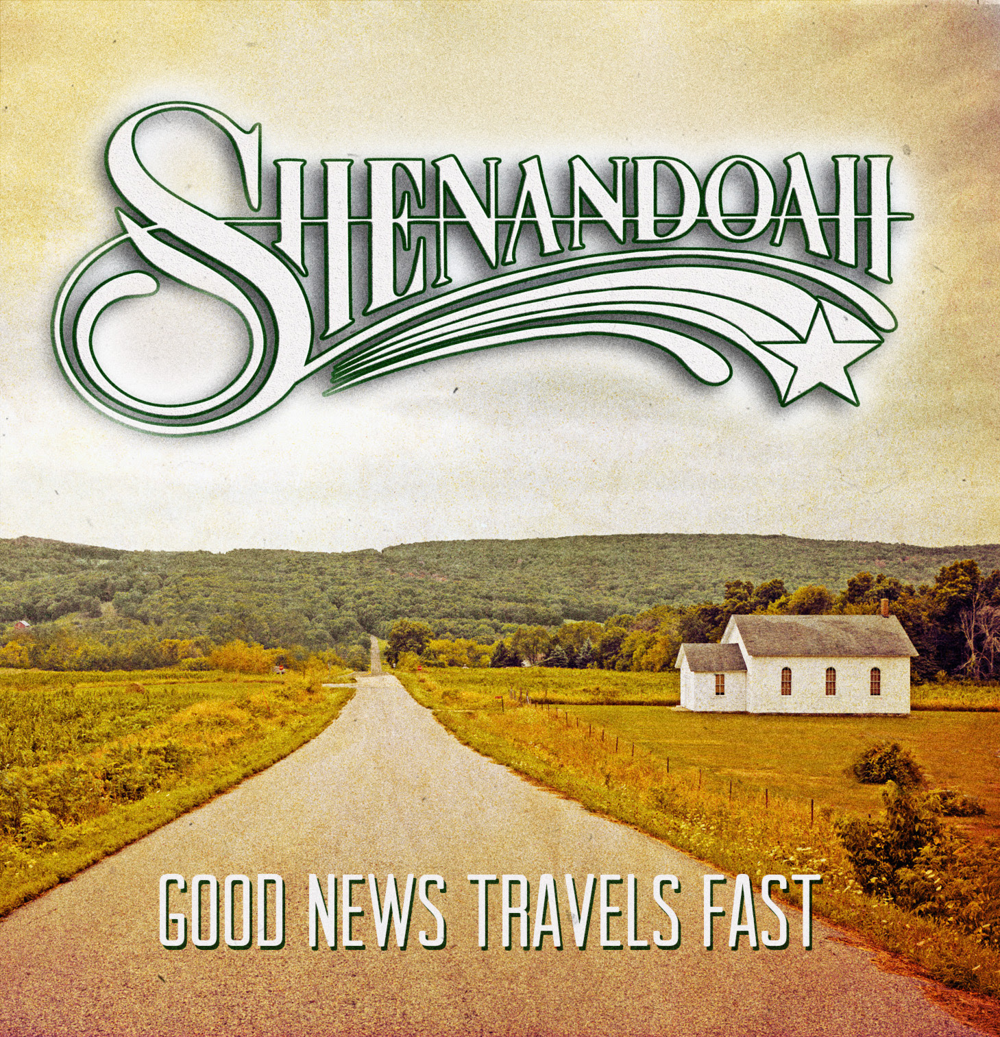 Daywind Roots Announces Release of Good News Travels Fast by Shenandoah