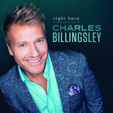 CHARLES BILLINGSLEY'S ALBUM IN THE TOP TEN!