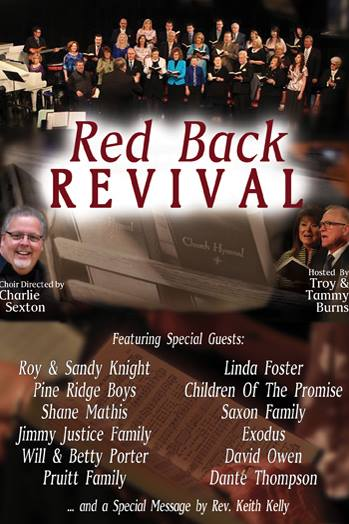 Red Back Revival Released
