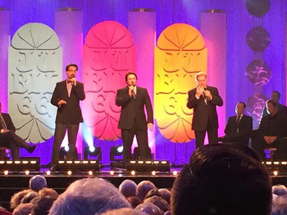 Three Bridges Perform On Harmony Honors