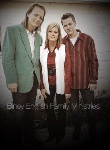 Biney English and Family