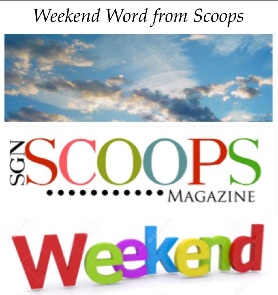 Weekend word