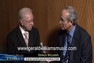 Gerald Williams On Gospel Music Today
