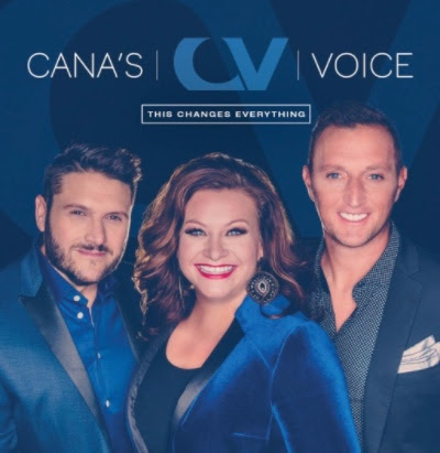 """Cana's Voice Album """"This Changes Everything"""" Consistently Staying Top 10 on Soundscan Inspirational Chart"""